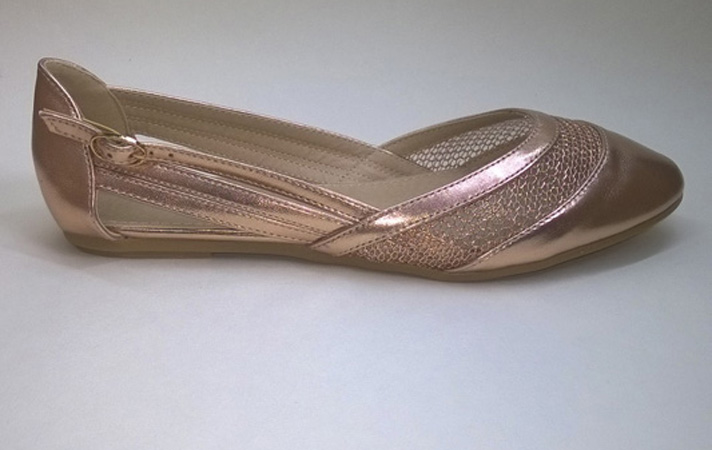 Zlate balerinke HANA