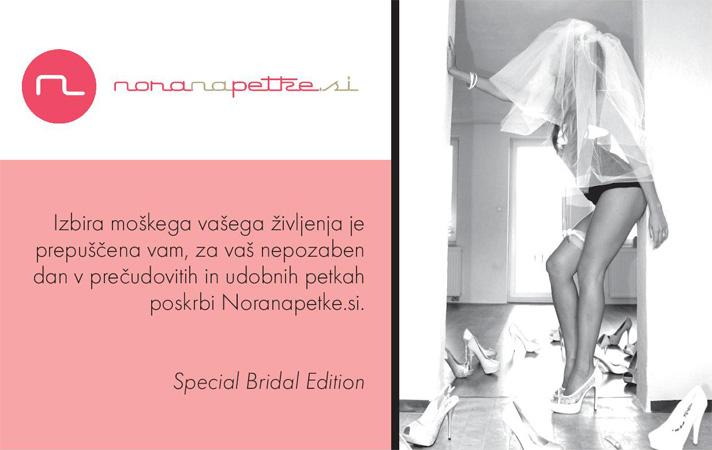 Nora se poroči